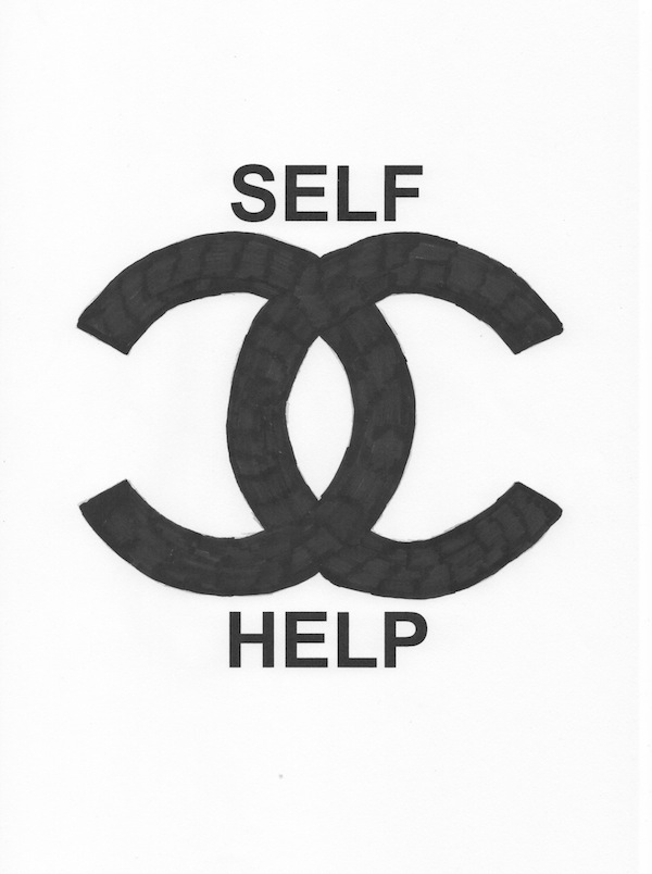 SELF HELP is a cry out for help; a self-realized desire for a Randian present.