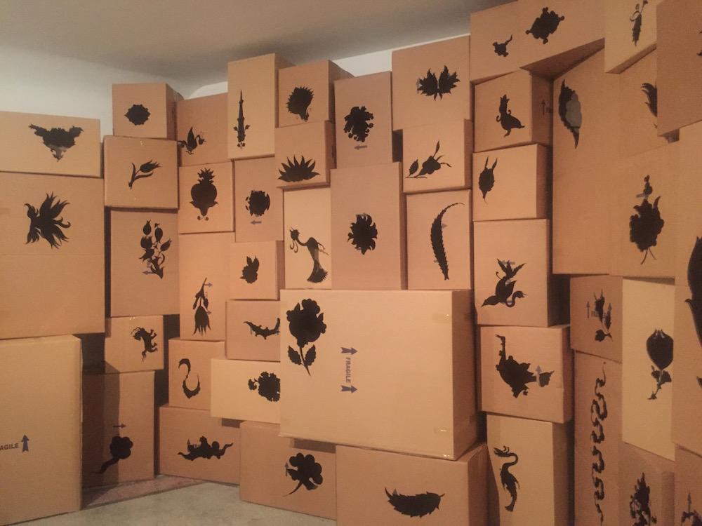 Installation view, Walid Raad, The 14 Istanbul Biennial, 2015. Curated by Carolyn Christov-Bakargiev. © Walid Raad. Courtesy Paula Cooper Gallery, New York