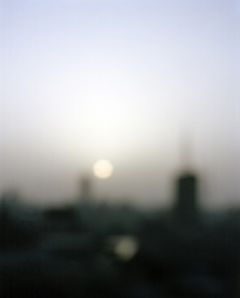 """George Awde Untitled, Cairo, 2013. Inkjet print from 4"""" x 5"""" negative."""