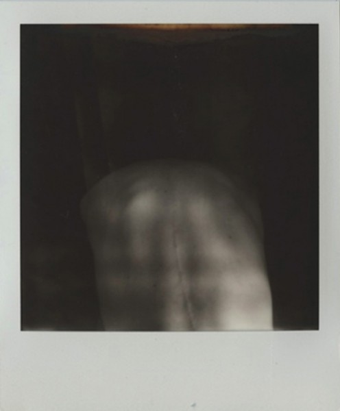George Awde, Untitled, Cairo, 2015. Polaroid.