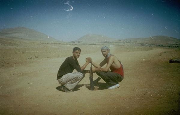 George Awde, Untitled, Qamishli, 2014. Inkjet print.