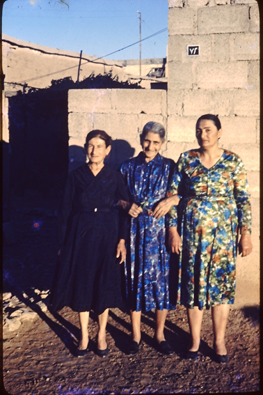 Christian Palestinian Archive (CPA), photos of a trip to Palestine in 1962. Collection of the Jabra family, São Paulo, Brazil
