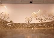 Architecture and De-measurement in Abbas Akhavan's Work