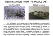 Socio-Political Art Discussion with ArteEast Artists-in-Residents