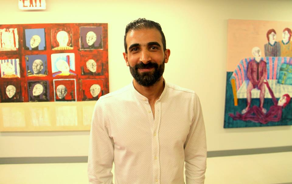 Join Us Thursday March 2nd At The Metropolitan College Of New York For A Talk With ArteEast Artist In Resident Rushwan Abdelbaki