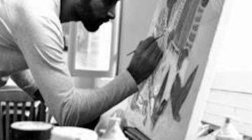 ArteHub: Artist Talk with Rashwan Abdelbaki
