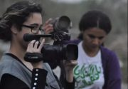 An evening with Egyptian filmmaker Aida ElKashef in conversation with Sarah Leah Whitson of Human Rights Watch