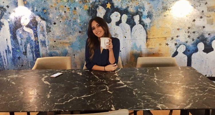 Artist Spotlight interview with Nadeen El Rashidy