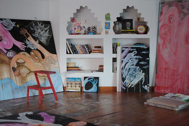 Studio shot (2021)