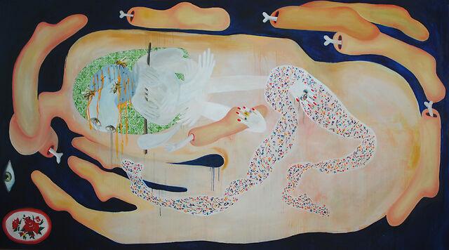 Artist Spotlight with Alymamah Rashed