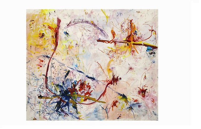 I know that very well, one cannot ask for a life, or two lives, 2020, 174 x 148 cm