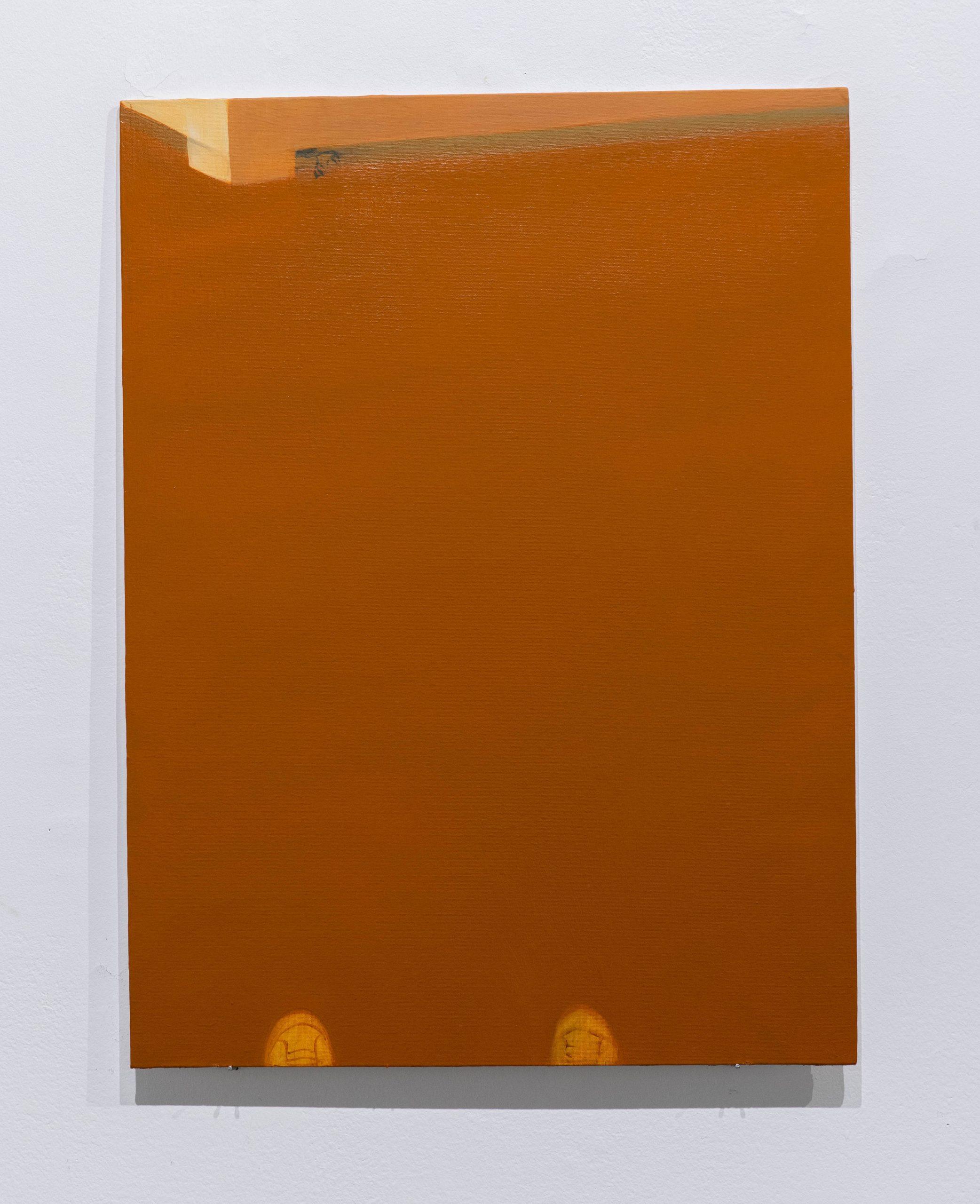 Three Legs, 2020, Acrylic On Canvas, 24 x 18 in
