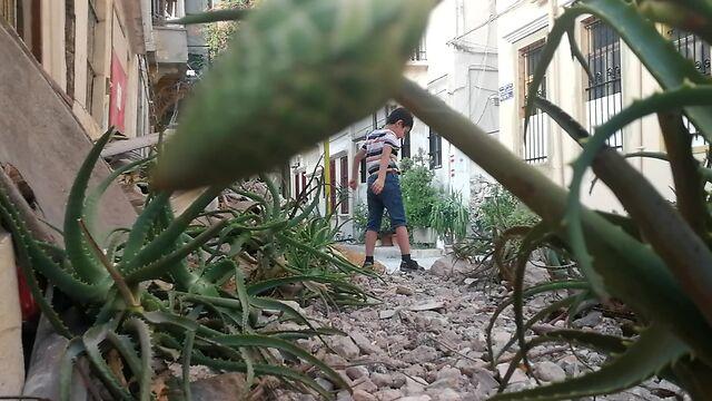 The Heap, Charbel Samuel Aoun, Lebanon, 2021, 5min