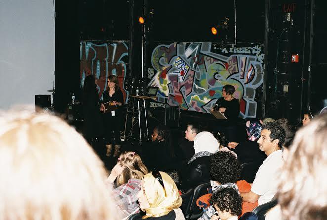 Documentation of the 2015 Rock for Rasmea Block Party in Minneapolis, MI