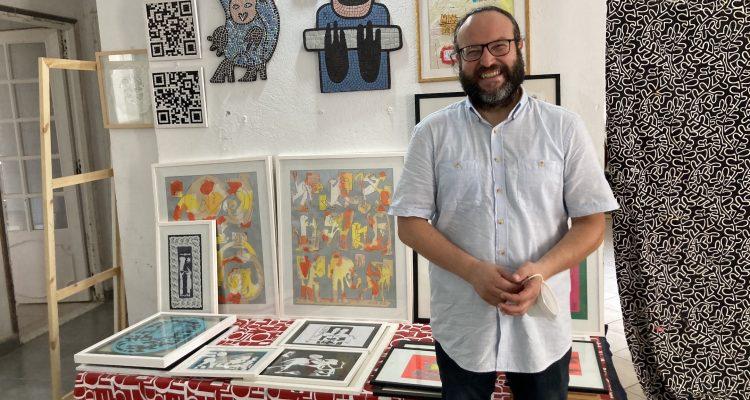 Artist Spotlight with Mohamed Ben Soltane