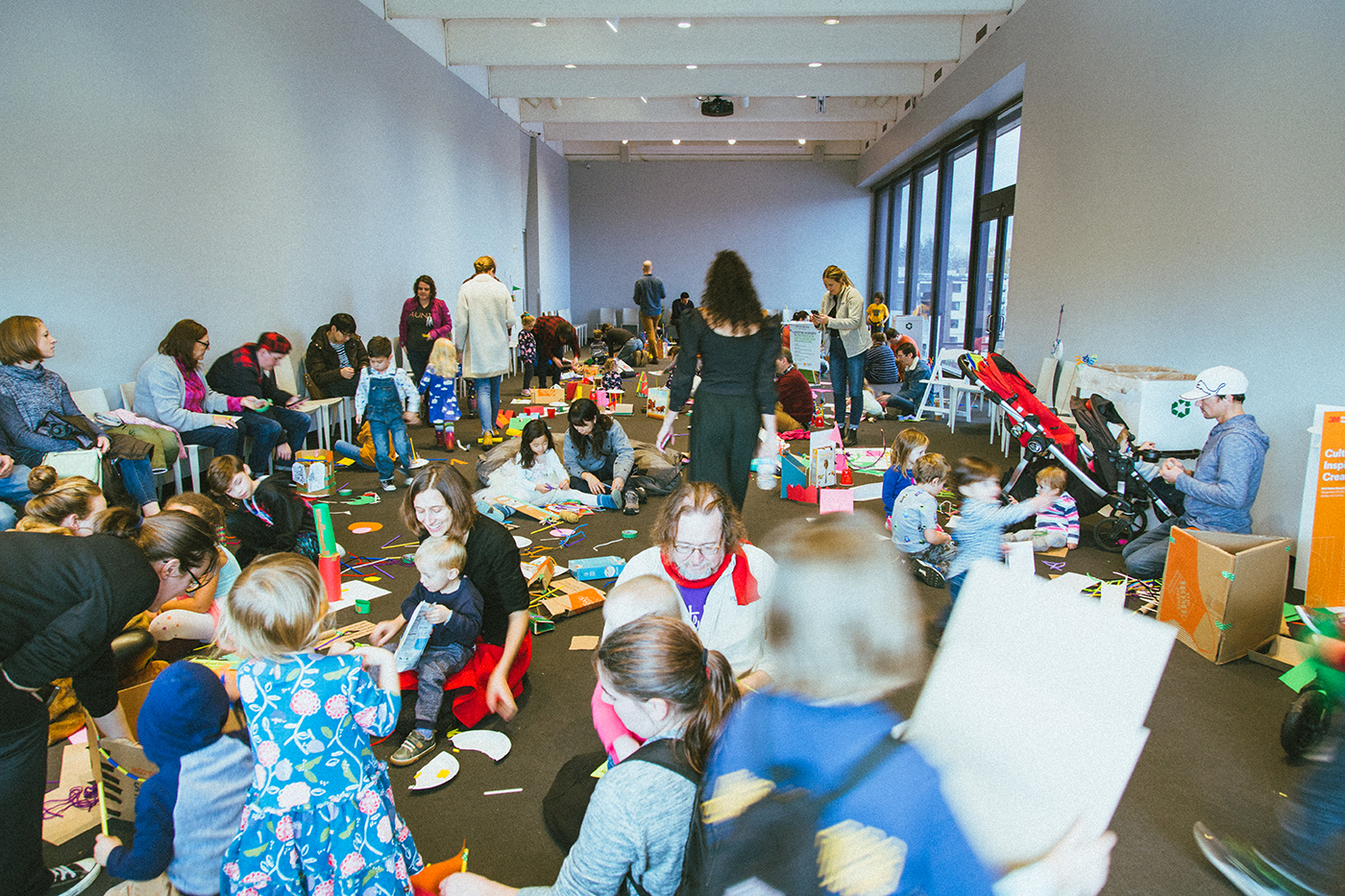 6. Negotiating Borders, 2019, Public Program curated for the Walker Art Center, Minneapolis, MI
